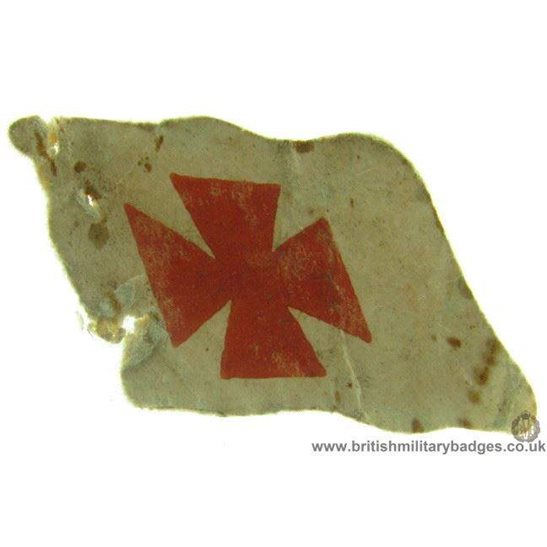 K1B/11 - UNKNOWN Charity Flag Day Pin Badge