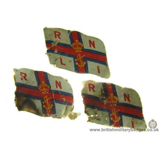 K1B/12 Royal National Lifeboat Institute RNLI Flag Day Pin Badge